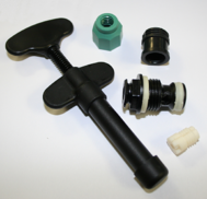 plastic injection molded components